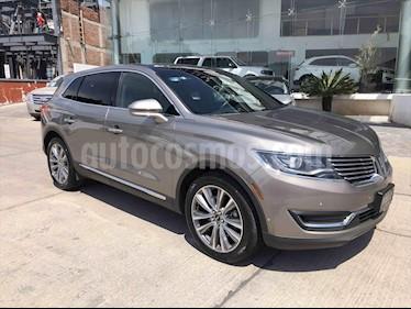 Lincoln MKX RESERVE usado (2017) precio $555,000