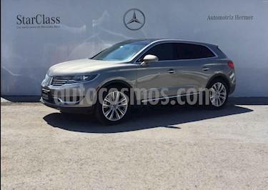 Lincoln MKX 5p Reserve V6/2.7/T Aut usado (2018) color Dorado precio $429,900