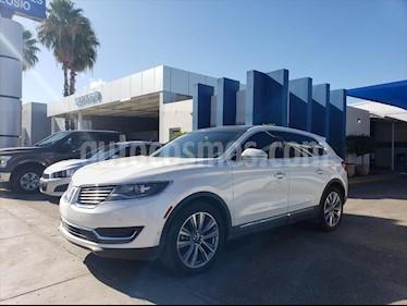 Lincoln MKX RESERVE usado (2016) color Blanco precio $390,000