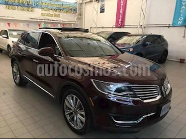 Lincoln MKX RESERVE usado (2017) precio $575,000