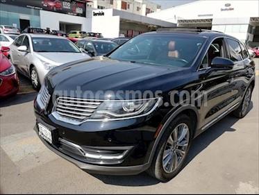 Lincoln MKX RESERVE usado (2017) color Negro precio $549,900