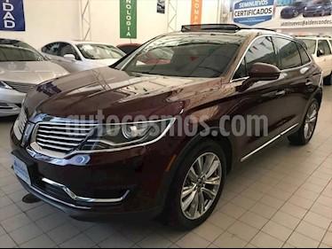 Lincoln MKX RESERVE usado (2017) precio $569,000