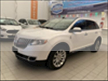 Lincoln MKX PREMIER V6/3.7 AUT AWD usado (2015) color Blanco precio $345,000