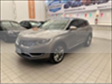 Lincoln MKX RESERVE usado (2016) color Gris precio $425,000