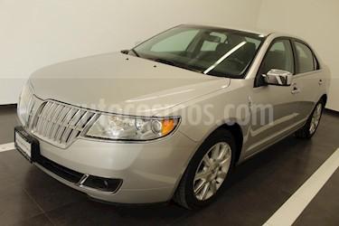 Foto venta Auto usado Lincoln MKZ Elite (2012) color Plata precio $211,000