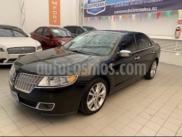 Foto venta Auto usado Lincoln MKZ Elite (2011) color Negro precio $153,000