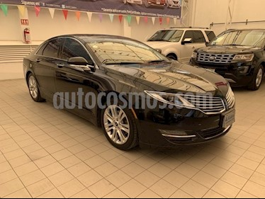 Foto venta Auto usado Lincoln MKZ High 2.0 T (2016) color Negro precio $338,000