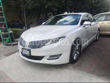 Foto venta Auto Seminuevo Lincoln MKZ High 2.0 T (2014) color Blanco precio $279,900