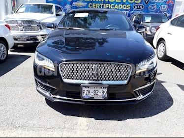 Foto venta Auto usado Lincoln MKZ High 2.0 T (2017) color Negro precio $450,000