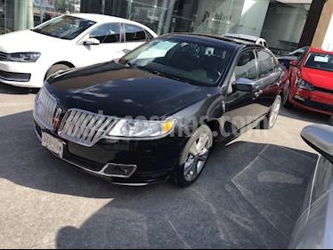 Foto venta Auto usado Lincoln MKZ High (2012) color Negro precio $155,000
