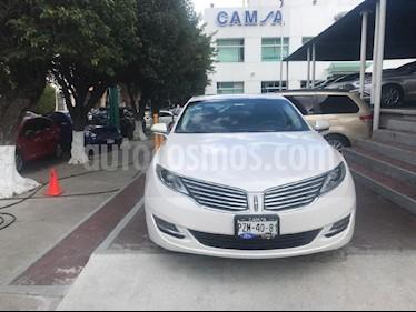 Foto venta Auto Seminuevo Lincoln MKZ High (2014) color Blanco precio $279,900