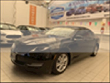 Foto Lincoln MKZ High usado (2015) color Negro precio $285,000