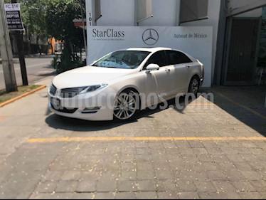 Foto venta Auto usado Lincoln MKZ High (2015) color Blanco precio $320,000