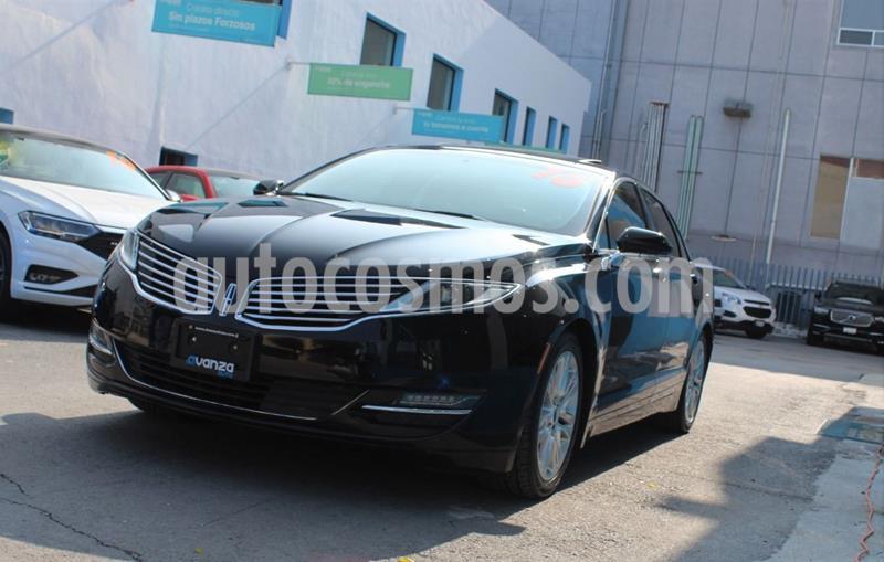 Lincoln MKZ High usado (2016) color Negro precio $309,000