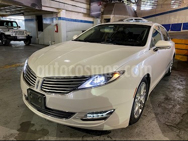 Lincoln MKZ High usado (2016) color Blanco Platinado precio $264,900