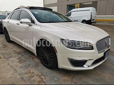 Lincoln MKZ Reserve  usado (2018) color Blanco precio $542,000