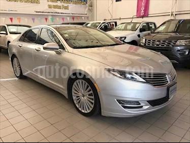 Lincoln MKZ Reserve  usado (2015) color Plata precio $299,500
