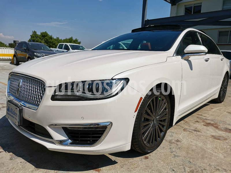 Lincoln MKZ Reserve  usado (2017) color Blanco precio $438,900