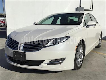 Lincoln MKZ HIGH L4/2.0 AUT usado (2016) color Blanco precio $340,000