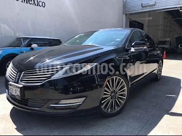 foto Lincoln MKZ 4p Reserve V6/3.7 Aut Paq/Tecno usado (2016) color Negro precio $285,000