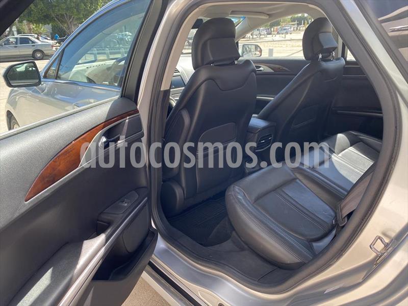 Lincoln MKZ Reserve  usado (2013) color Plata precio $239,000