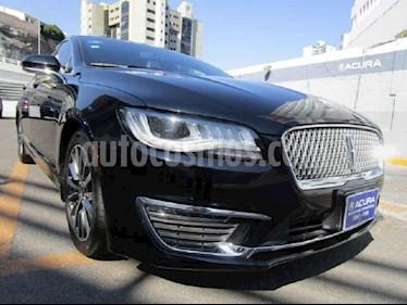 Lincoln MKZ Select usado (2017) color Negro precio $429,000