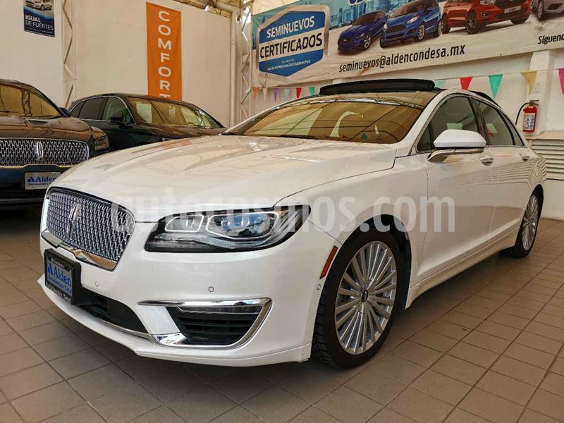 Lincoln MKZ Reserve  usado (2018) color Blanco precio $518,900