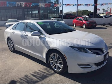 Lincoln MKZ HIGH L4/2.0 AUT usado (2016) color Blanco precio $356,000