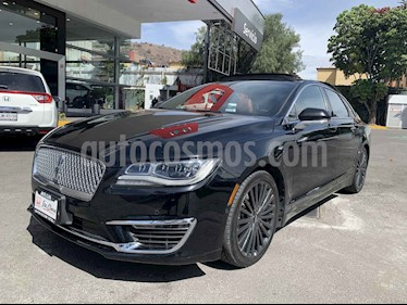 Lincoln MKZ Reserve  usado (2017) color Negro precio $485,000