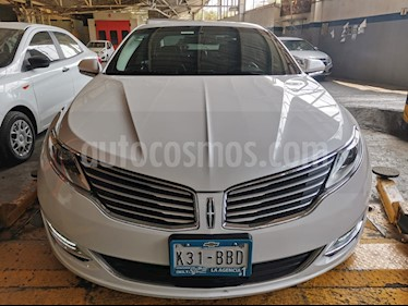 Lincoln MKZ High usado (2016) color Blanco Platinado precio $265,000