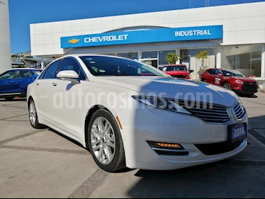 Foto Lincoln MKZ High usado (2014) color Blanco Platinado precio $249,000