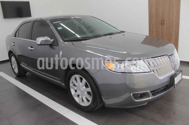 Foto Lincoln MKZ Elite usado (2012) color Gris precio $175,000