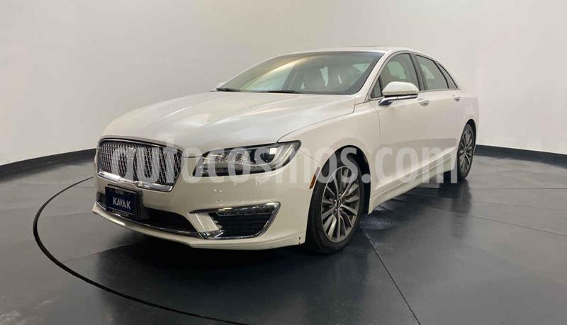 foto Lincoln MKZ Select usado (2017) color Blanco precio $414,999