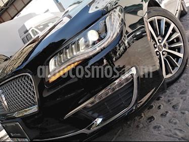 Lincoln MKZ Select usado (2017) color Negro precio $385,000