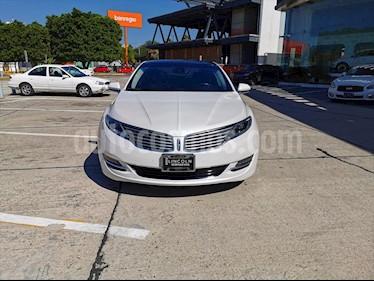 Lincoln MKZ Reserve  usado (2016) color Blanco precio $349,000