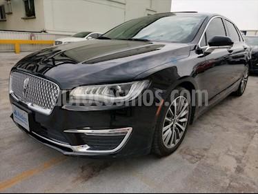 Lincoln MKZ Select usado (2018) color Negro precio $433,000