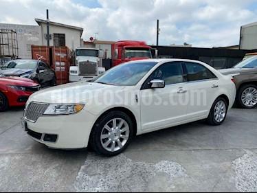 Lincoln MKZ Elite usado (2012) color Blanco precio $139,800