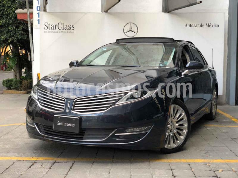 Lincoln MKZ Reserve  usado (2014) color Negro precio $275,000