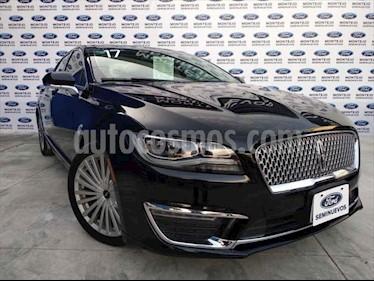 Lincoln MKZ Reserve  usado (2017) color Negro precio $460,000