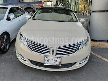 Lincoln MKZ Reserve  usado (2015) color Blanco precio $315,000