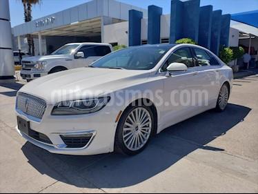 Lincoln MKZ Reserve  usado (2017) color Blanco precio $395,000