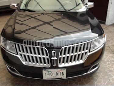 Foto venta Auto usado Lincoln MKZ Premium V6 (2010) color Negro Profundo precio $205,000