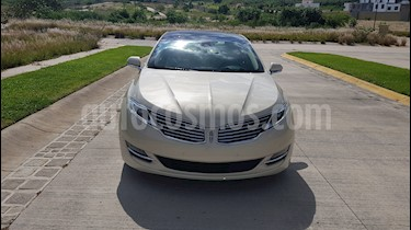 Foto venta Auto Seminuevo Lincoln MKZ Premium V6 (2015) color Blanco precio $370,000