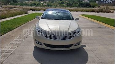 Foto Lincoln MKZ Premium V6 usado (2015) color Blanco precio $370,000