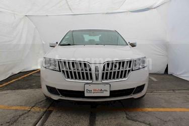 Foto venta Auto usado Lincoln MKZ Premium V6 (2011) color Blanco precio $146,000