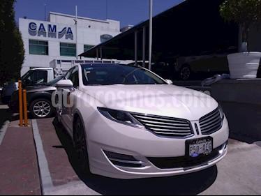 Foto venta Auto usado Lincoln MKZ Reserve  (2016) color Blanco precio $399,900