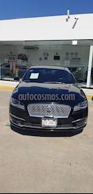 Lincoln MKZ Reserve usado (2017) color Negro precio $530,000