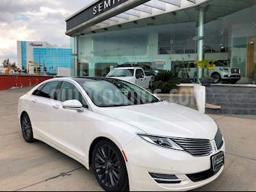 Foto venta Auto usado Lincoln MKZ Reserve (2015) color Blanco Platinado precio $355,000