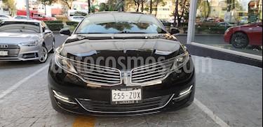 Foto venta Auto Seminuevo Lincoln MKZ Reserve (2014) color Negro Profundo precio $276,000