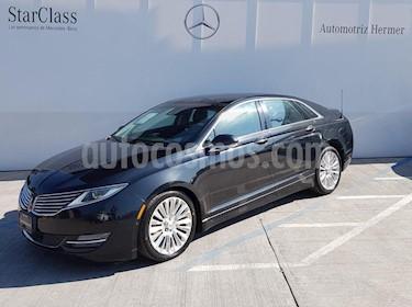 Foto venta Auto usado Lincoln MKZ Reserve  (2014) color Negro precio $299,900
